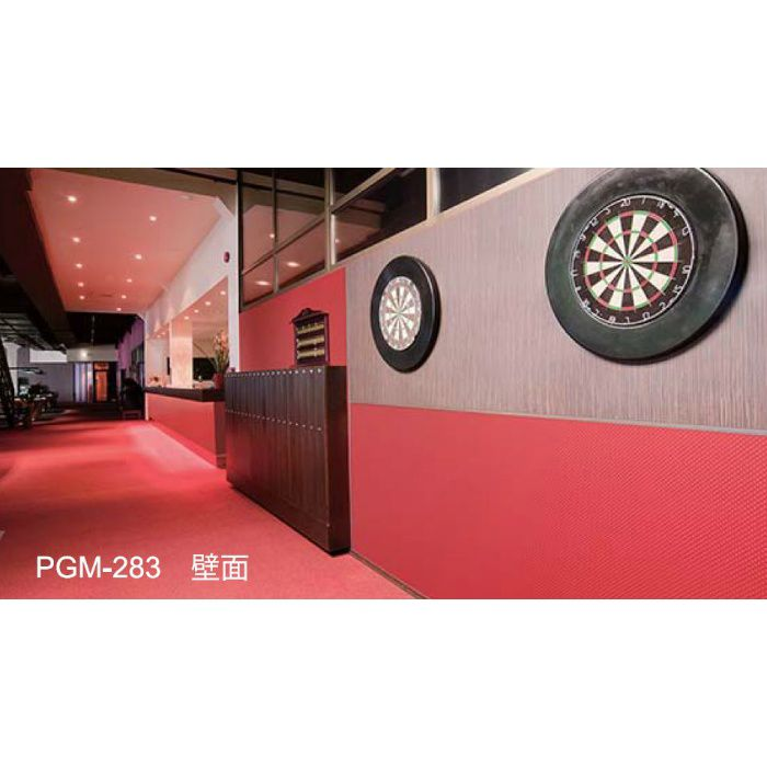 PGM-283 パロア 抽象柄 スウィングチェック