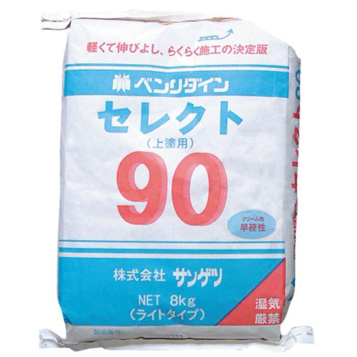 BB-458 セレクト(上塗用) 120分 8kg/袋 石膏ボードの目地処理・総パテ仕上げ剤