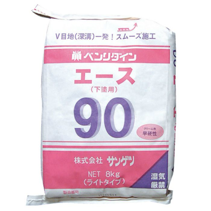BB-459 エース(下塗用) 60分 8kg/袋 石膏ボードの目地処理・総パテ仕上げ剤