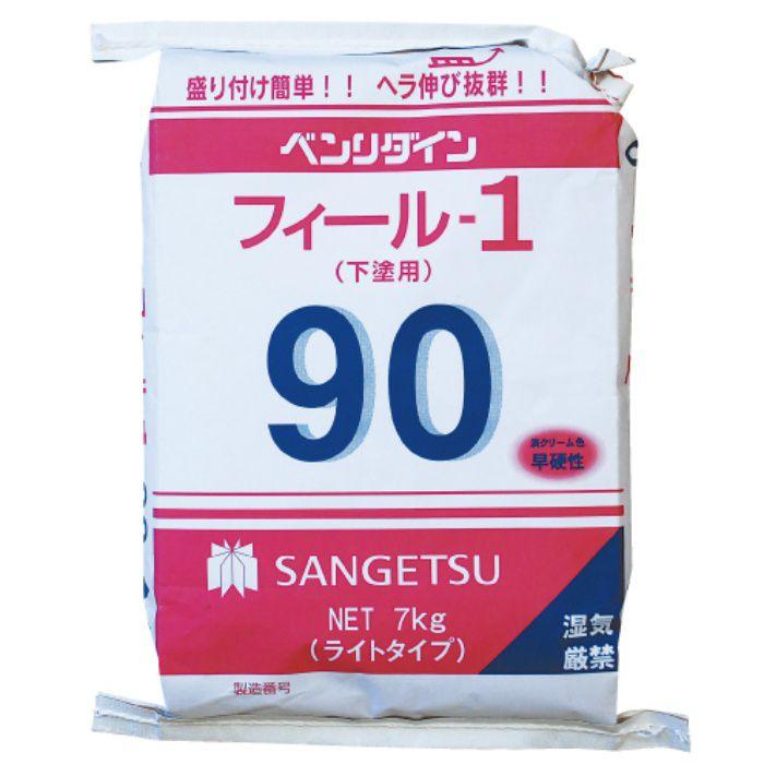 BB-540 フィール-1(下塗用) 90分 7kg/袋 石膏ボードの目地処理・総パテ仕上げ剤