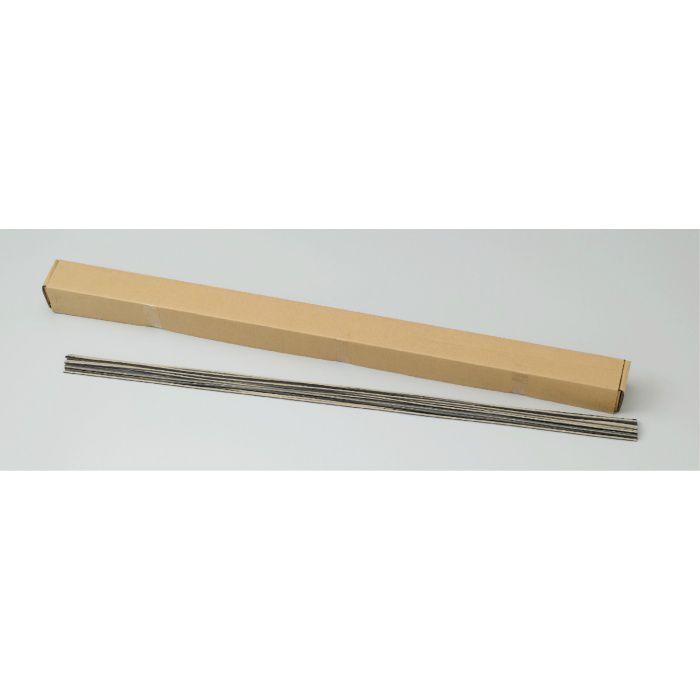 925-3312 デザイン目地棒 茶色 3mm巾 50本/ケース