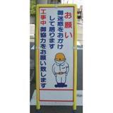 美人看 押さえクリップ付(ブルー) 40組(2本/組)/ケース