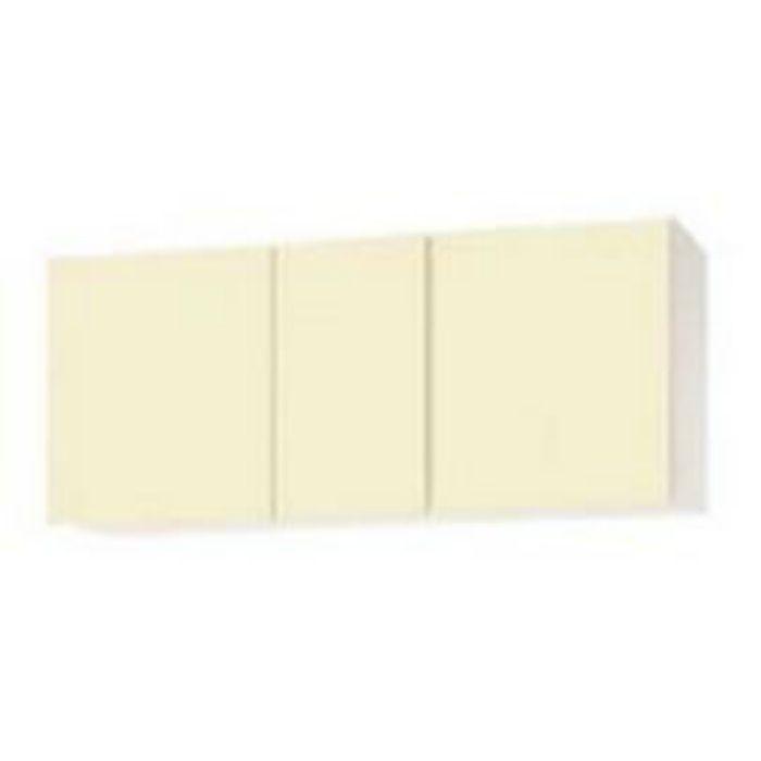 ピュアッツ(PA) 吊戸棚 L1200 棚板付 不燃なし クールウッド PAB5S120*K
