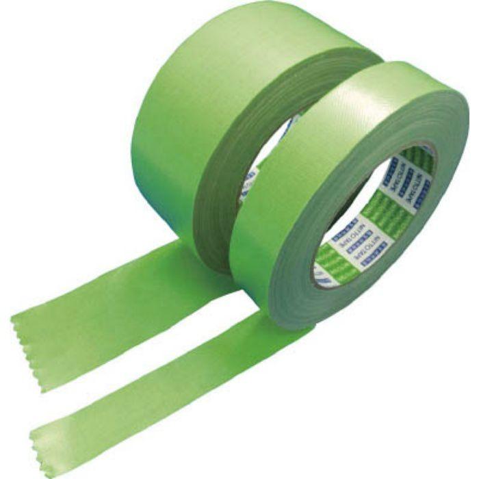 NO7500X50GR 養生用布粘着テープ NO.7500 50mmX25m 緑