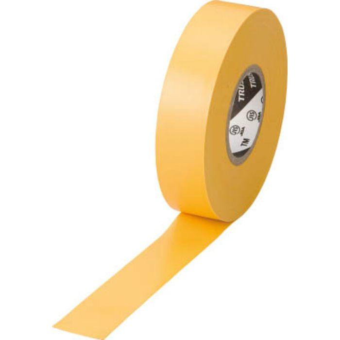 TM1920Y1P 脱鉛タイプ ビニールテープ 19X20m 黄 1巻