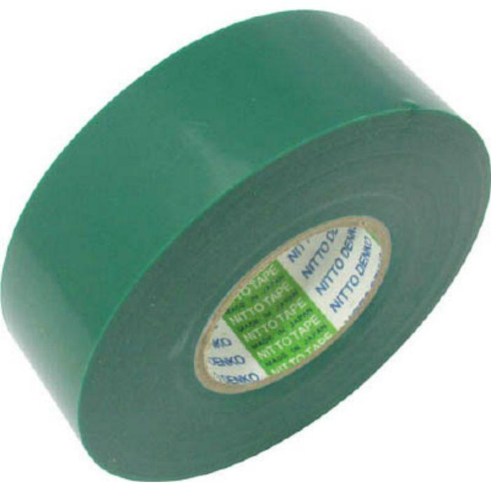 脱鉛タイプビニールテープNo.21 25mm×20m 10巻入 緑