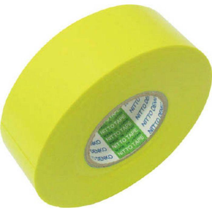 脱鉛タイプビニールテープNo.21 25mm×20m 10巻入 黄