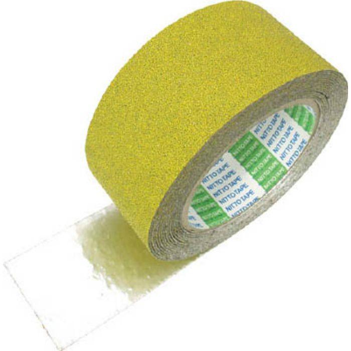 アンチスキッドテープAS-127BOX 1.0mmX50mmX5m 黄
