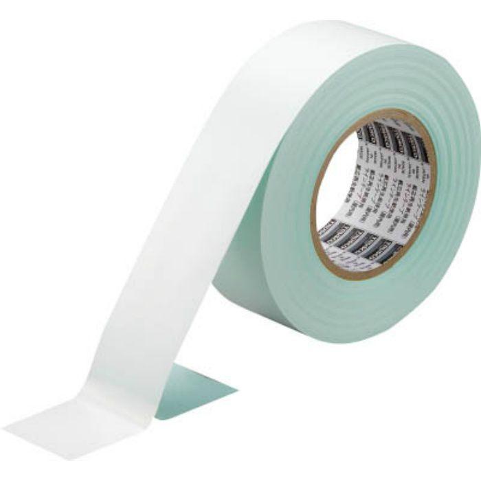 TLT50EAW ラインテープ 屋内用 幅50mmX長さ50m ホワイト