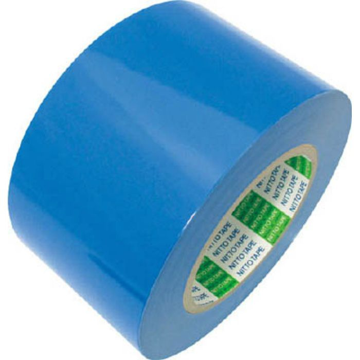ラインテープ E-SD 100mm×50m 青