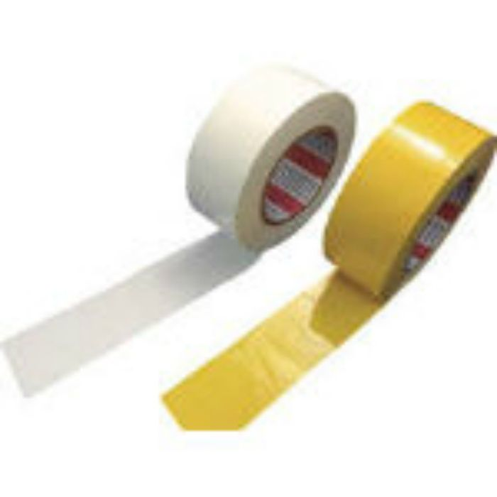 ラインテープ E-OC 75mmX50m 白
