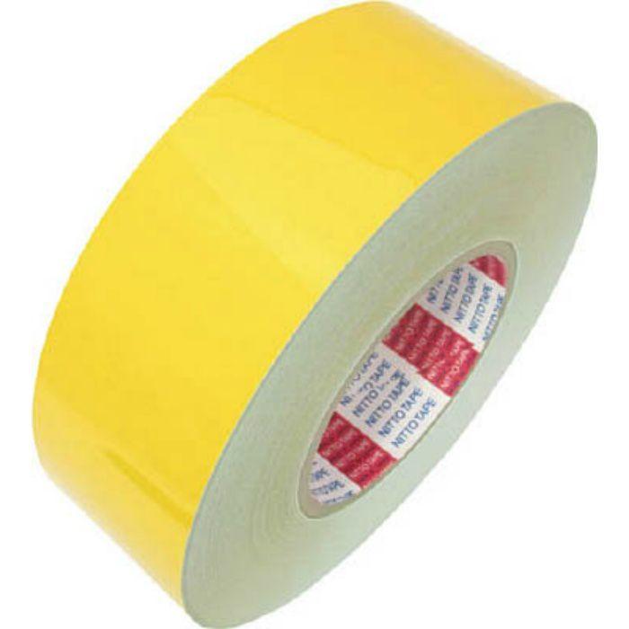 ラインテープ E-P 0.16mmX50mm×50m 黄