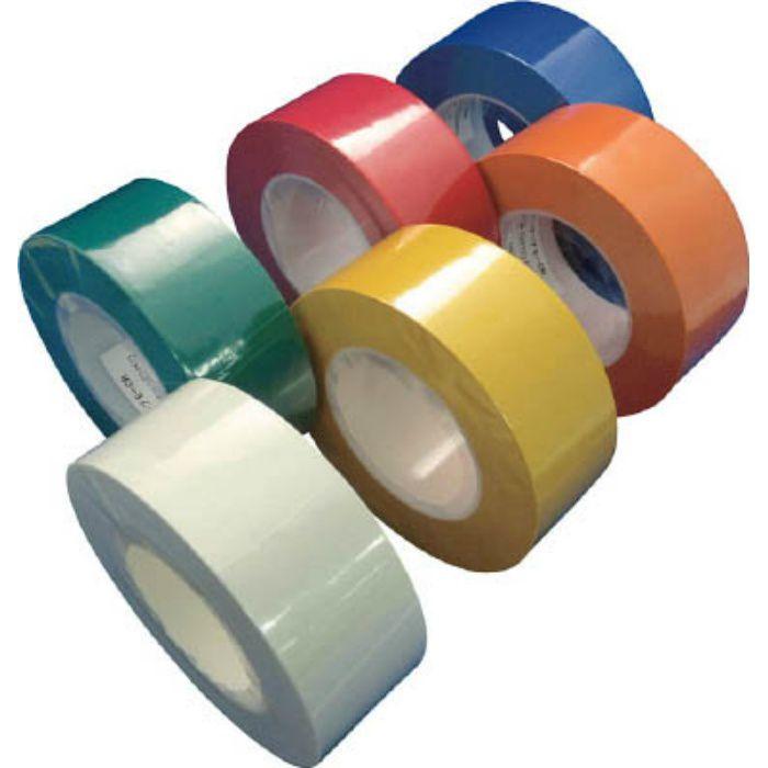 クリーンルーム用ラインテープ 50mm×50m 青
