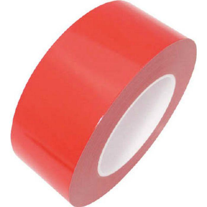 クリーンルーム用ラインテープ 50mm×50m 赤