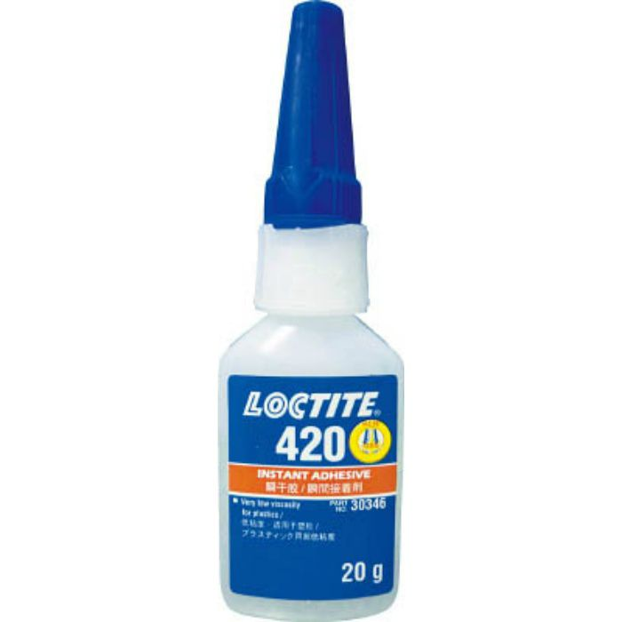 42020 瞬間接着剤 420 20g