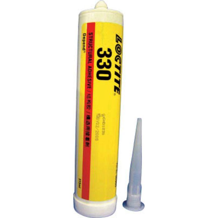 330300 アクリル系構造用接着剤 330 300ml