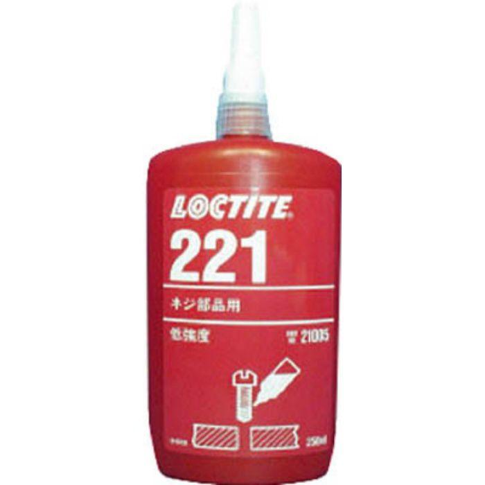 221250 ネジロック剤 221 250ml