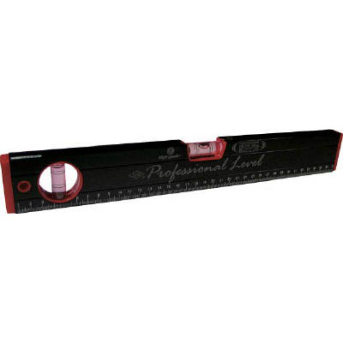 箱型アルミレベル(赤×黒) RB270300MM