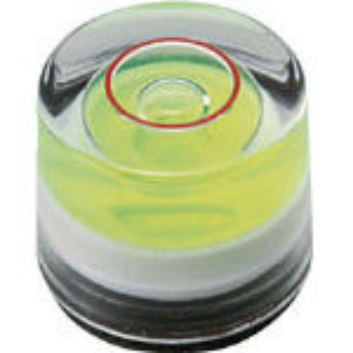 丸型気泡管φ12・磁石付 R12M