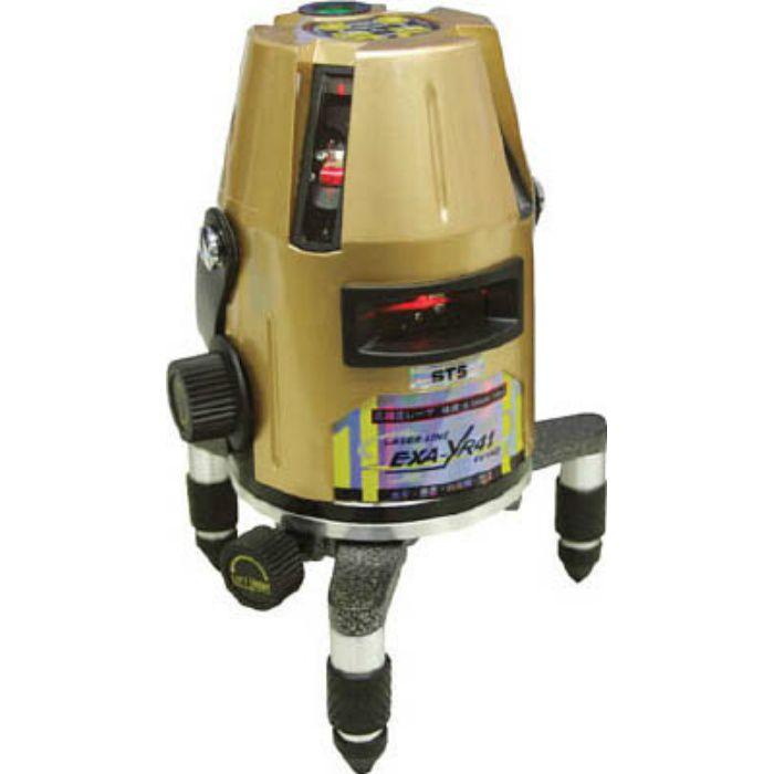 受光器対応高輝度レーザ墨出器 EXA-YR41 EXAYR41