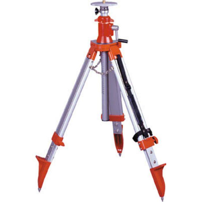 測量器用三脚 -EL エレベーター式5/8インチ STSEL
