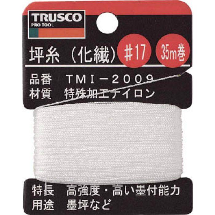 坪糸(化繊) #17 35m巻 TMI2009 2533201