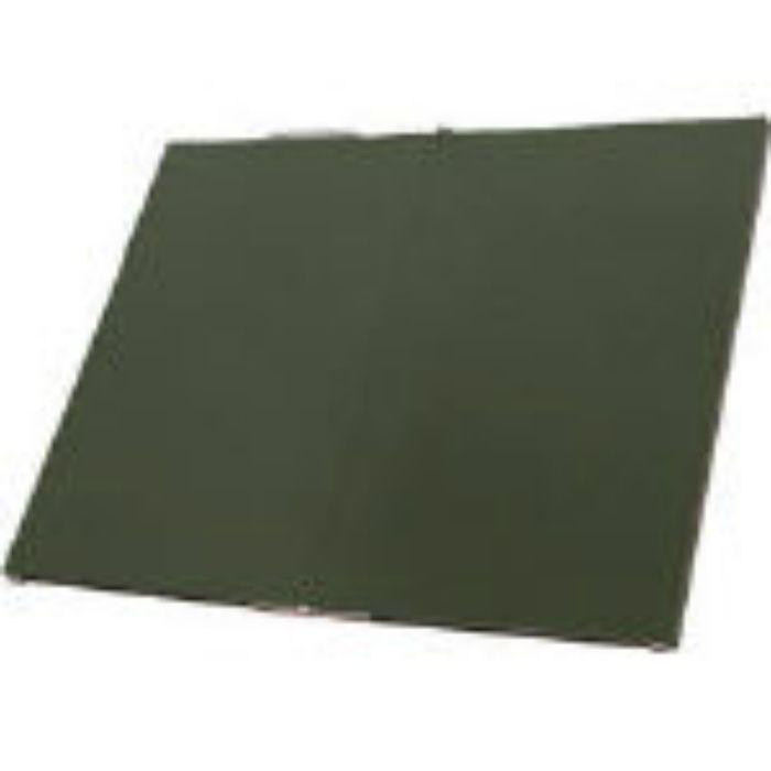 黒板木製折畳式OA45x60cm無地 76874