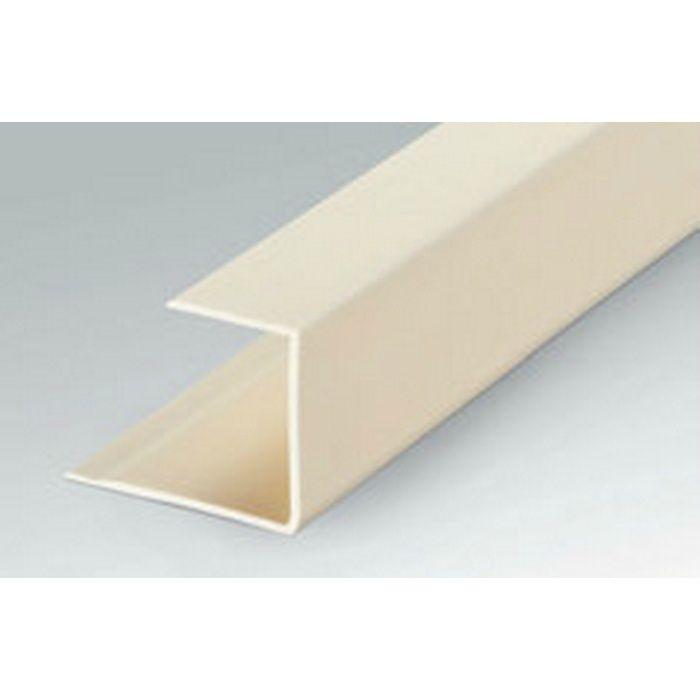 断熱材用ジョイナー コ型 ビニール コ型40 クリーム 2.73m  35095-2
