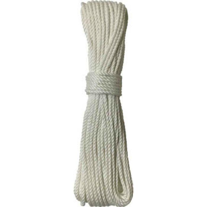 ロープ ポリエステルロープ3ッ打 3mm×20m A500