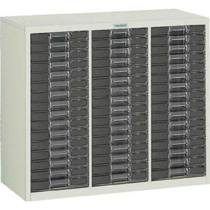 LA3C16 カタログケース 浅型3列16段 825X360XH700